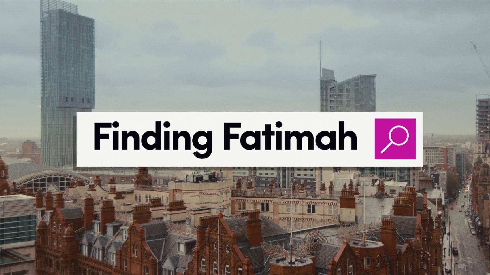 Finding Fatimah logo